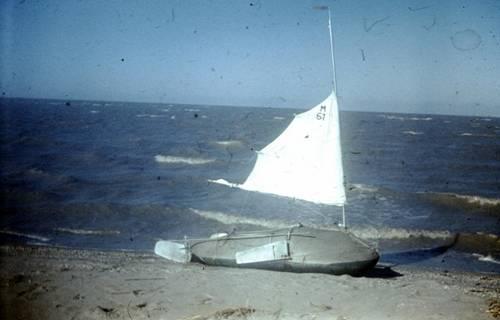 Через Каспий без аварий