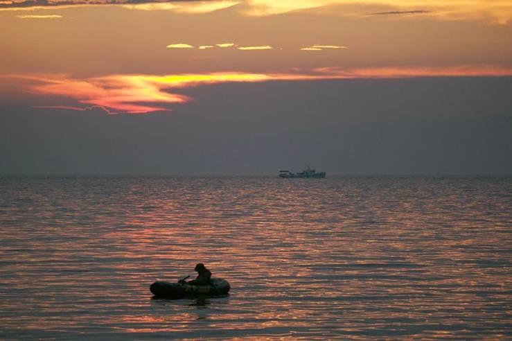 Моторно-парусный поход по Байкалу