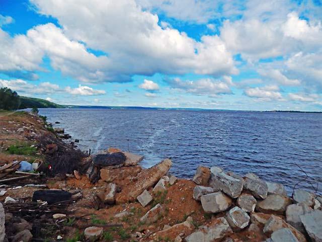 Отчет о парусном походе по реке Волге от Нижнего Новгорода до Волгограда