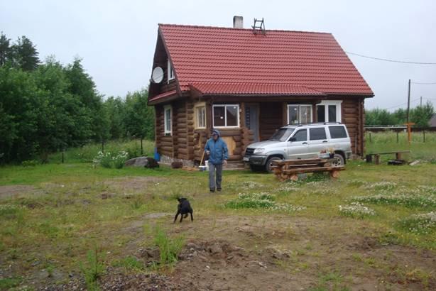 Звенигород-Онежское озеро-Селище-Звенигород