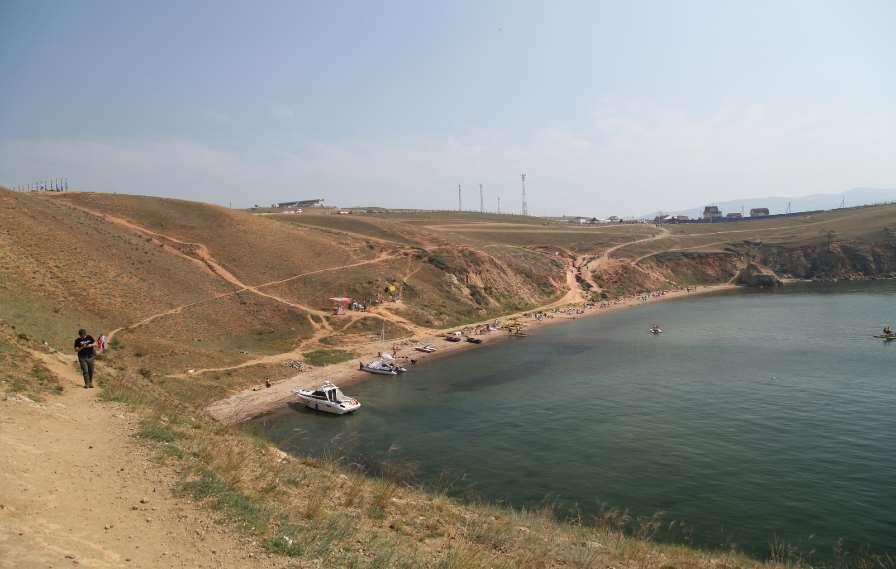 500 км по Байкалу на СК21М в 2019 году